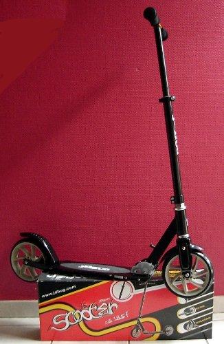 Scooter JD Bug 8 Aluminium 185 mm wheels Cityroller