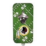 NFL Clink-N-Drink Magnetic Bottle Opener - Washington Redskins