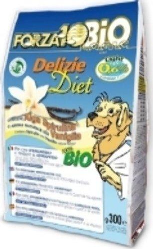 Forza10 - Delizie Bio Diet con Alga Spirulina e Vaniglia 1 Sacchetto 300,00 gr