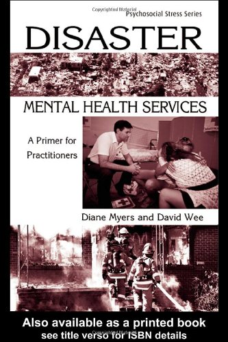 Disaster Mental Health Services: A Primer for...