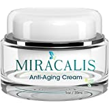 Miracalis - Best Face Cream & Moisturizer With Advanced Anti Aging Wrinkle Formula. Clinically Proven To Reduce Wrinkle Depth, Smooth Fine Lines & Soften Skin. Cruelty Free, Hypoallergenic & Proudly Made in the USA