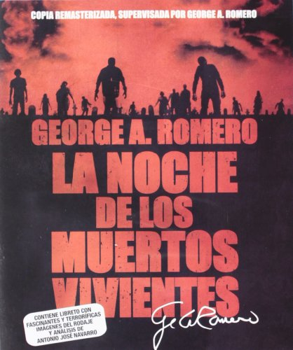 La Noche De Los Muertos Vivientes (Remas [Blu-ray]