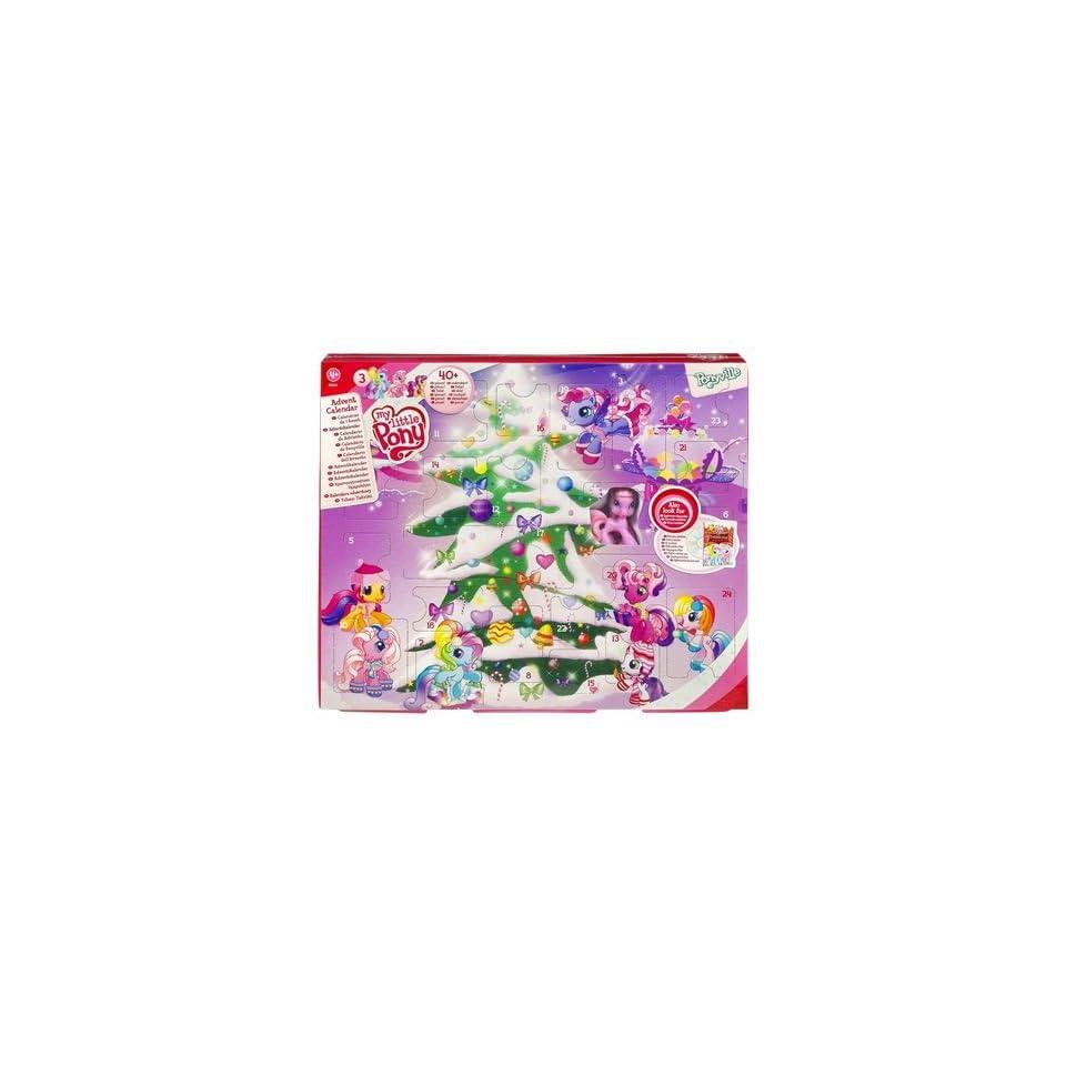 Hasbro 92584   Littlest Pet Shop Adventskalender  Spielzeug