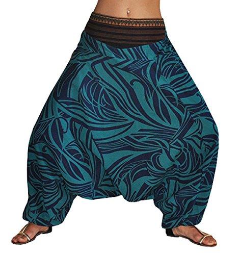 Goa Hose Herren Pluderhose Goa Hose Yoga