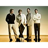Posterhouzz Music Backstreet Boys Band Singer Suit Man HD Wall Poster