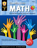 img - for Common Core Math Grade 7: Activities That Captivate, Motivate, & Reinforce book / textbook / text book