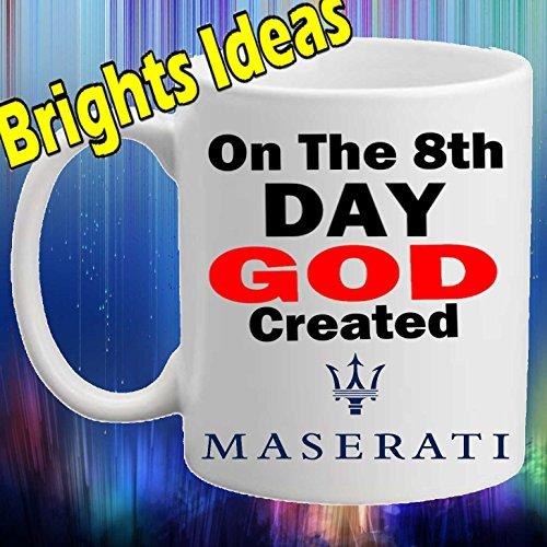 on-the-8th-day-god-created-maserati-ceramic-11oz-coffee-tea-mug-a-unique-birthday-or-christmas-stock