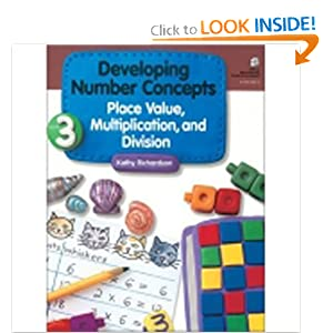 Developing Number Concepts, Book 3: Place Value, Multiplication, and Division