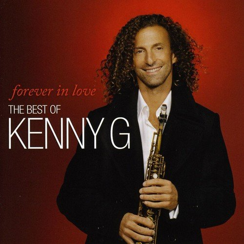 CD : Kenny G - Forever in Love: Best of (CD)