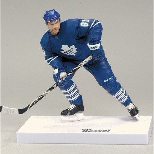 McFarlane Toys NHL Sports Picks Series 25 Action Figure Phil Kessel (Toronto Maple Leafs) Blue Jersey
