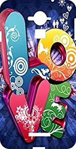 Koolbug Printed Hard Back Case Cover For Coolpad Note 3