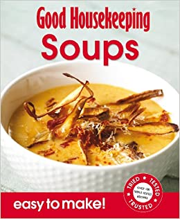 Easy to Make! Soups Paperback – May 1, 2011