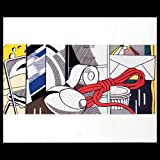 img - for Lichtenstein: [exhibition] 3 December 1983-14 January 1984 book / textbook / text book