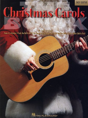 the-christmas-carols-book-for-easy-guitar-partitions-pour-guitare