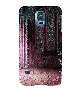 EPICCASE ecstatic Mobile Back Case Cover For Samsung Galaxy S5 Mini (Designer Case)