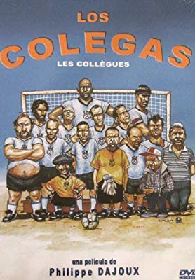 Les Collegues (Los Colegas) [NTSC/REGION 4 DVD. Import-Latin America] by Philippe Dajoux (Spanish subtitles)