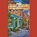 Murder Is Binding: A Booktown Mystery (       UNABRIDGED) by Lorna Barrett Narrated by Cassandra Campbell