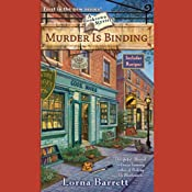 Murder Is Binding: A Booktown Mystery | [Lorna Barrett]