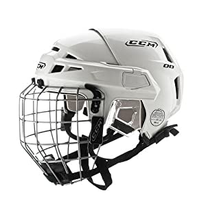 CCM Vector V08 Hockey Helmet with Cage 2010