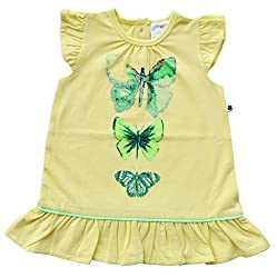 Babeez Baby Girl Dress (95%Cotton 5%Elasthan) to fit height 80 - 86cms