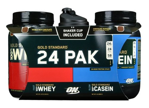 Optimum Nutrition Gold Standard 24Hr Pack, Chocolate Supreme