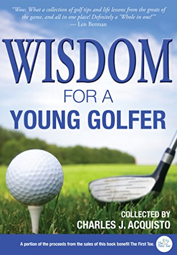 Wisdom for a Young Golfer PDF