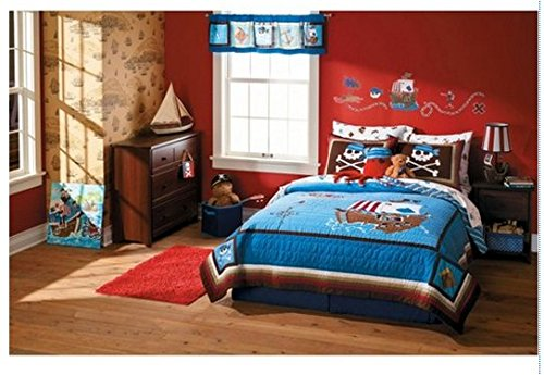 Funky Childrens Pirate Bedding Sets : Funk This House