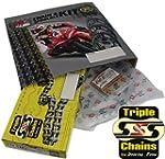 Yamaha YBR125 05-06 Chain and Sprocke...