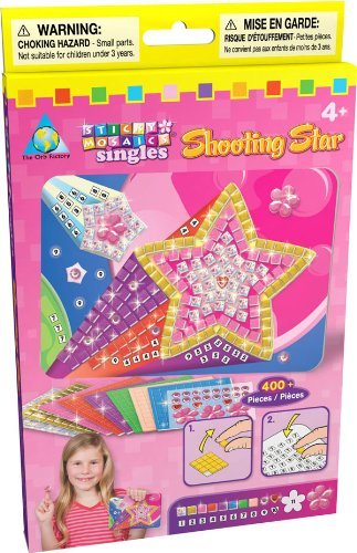 NEW - Sticky Mosaics Singles - Shooting Star