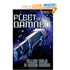 Fleet of the Damned (Sten #4) by Allan Cole and Chris Bunch