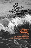 A Grain of a Mustard Seed (0393043444) by Sarton, May
