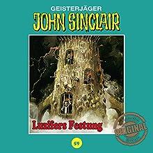 Luzifers Festung (John Sinclair - Tonstudio Braun Klassiker 59) Hörspiel von Jason Dark Gesprochen von:  div.