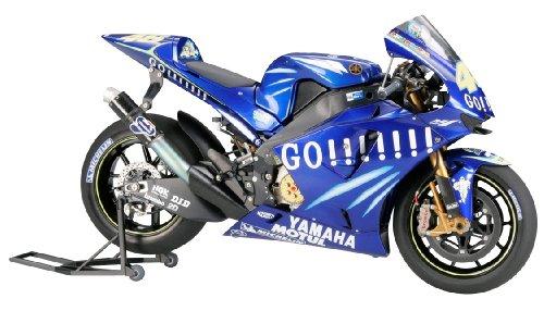 Tamiya 1/12 Motorcycle | Model Building Kits | No.98 YAMAHA YZR-M1