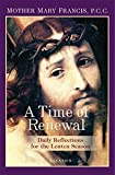 img - for A Time of Renewal: Daily Reflections for the Lenten Season book / textbook / text book