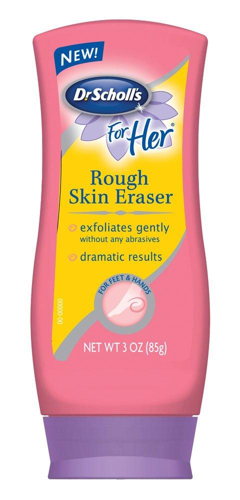 DEALS SKIN CARE SUPERMARKET: Dr  Scholl's FOR HER Rough Skin