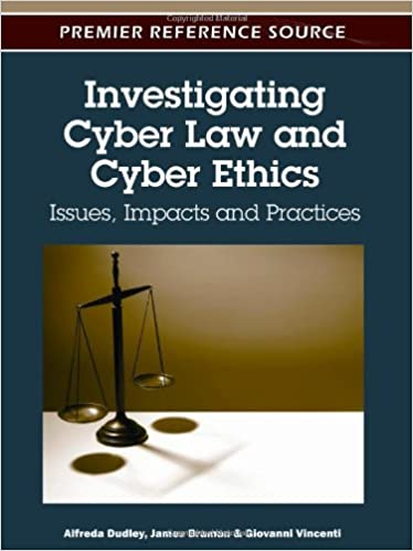 Investigating Cyber Law and Cyber Ethics: Issues, Impacts and Practices