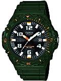 Casio Herren-Armbanduhr CASIO COLLECTION Analog Quarz, solar (One Size, schwarz)