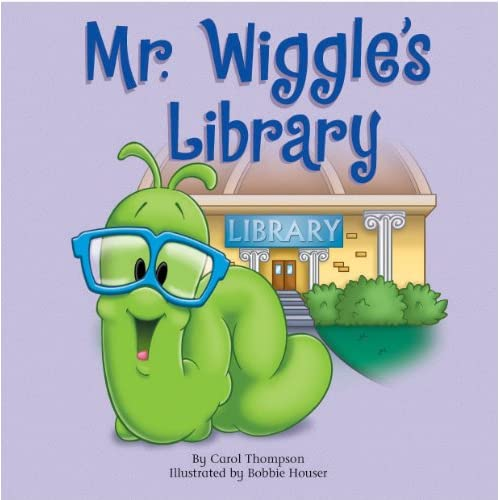 Mr. Wiggle's Library: Carol L. Thompson, Carol Thompson: 0609746401135