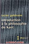 Introduction à la philosophie de Kant par Goldmann