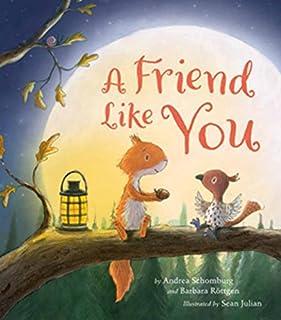 Book Cover: A Friend Like You