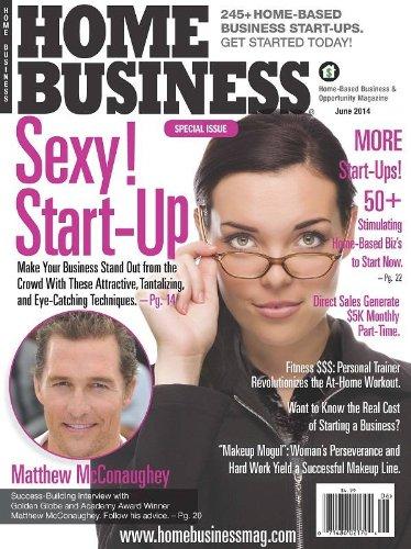Home Business Magazine (1-year auto-renewal)