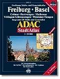 echange, troc  - Atlas Freiburg/Basel/Colmar...