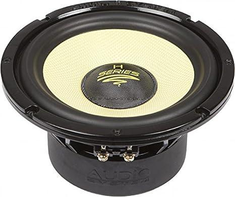 AUDIO sYSTEM aX165C 2 aUDIO sYSTEM haut-parleur basse-médium/paire)