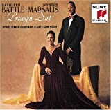 Kathleen Battle  Wynton Marsalis ~ Baroque Duet / Anthony Newman  Orch St. Luke's  Nelson