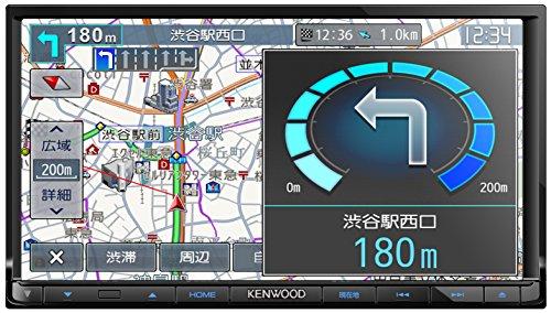 KENWOOD彩速ナビ MDV-L402