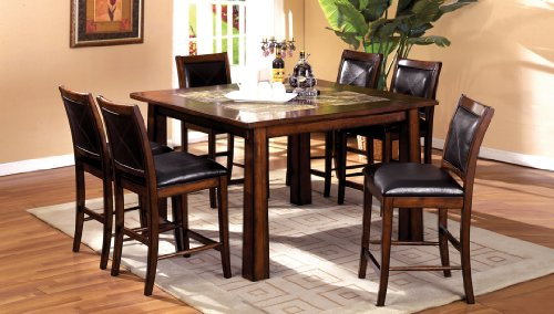 Oak Table And 6 Chairs 9855