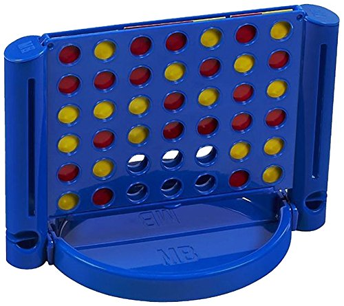 Friends and Family Gaming Connect 4 Travel Game