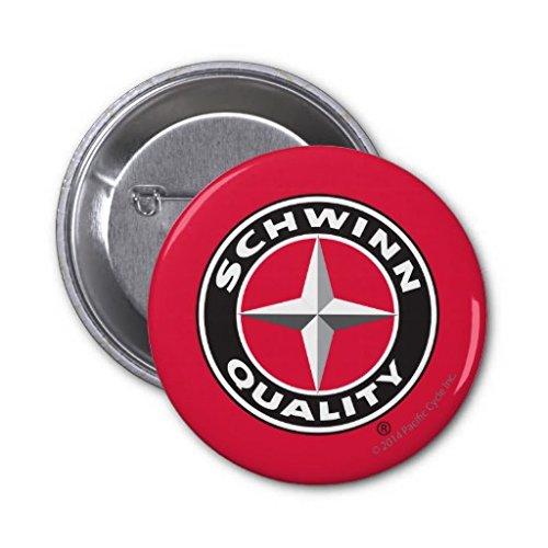 Schwinn Quality Seal Buttons