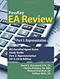img - for PassKey EA Review Part 3: Representation: IRS Enrolled Agent Exam Study Guide 2015-2016 Edition (Volume 3) book / textbook / text book