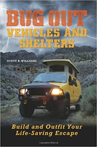 Bug Out Vehicles And Shelters - Survival Books